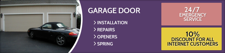 Duncanville Garage Door Repair